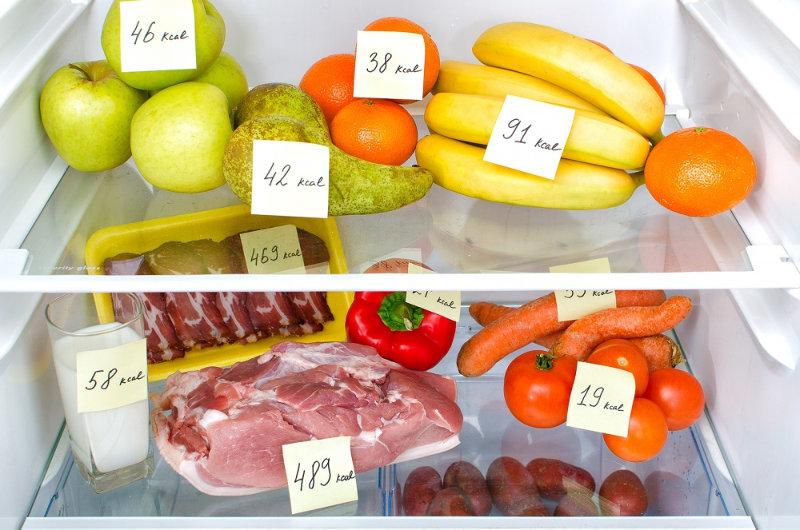 Erkekler ve kadınlar için günlük kalorinin normu nedir
